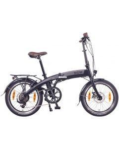 "Lyon Bicicleta eléctrica Plegable, 250W, Batería Dentro del Cuadro 36V 8Ah 288Wh, 20"""