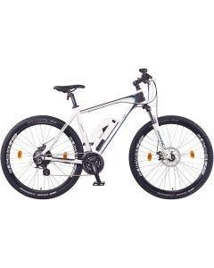 NCM Prague Electric Mountain Bike Black 27.5