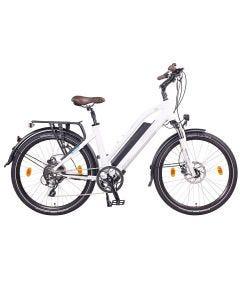 Milano Plus Bicicleta eléctrica de Trekking, 250W, Batería 48V 14 Ah/16Ah