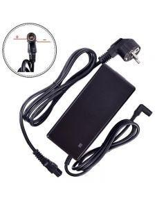 Cargador de batería Fuente de alimentación 29,4V 2A S242DE 24V Pedelec E-Bike etc. con enchufe coaxial