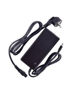 Cargador de batería enchufe redondo fuente de alimentación DC363DE 42V 3A para 36V Pedelec,E-Bike etc