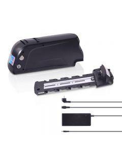 E-Bike, pedelec,  Kit de Conversión de Batería, D4-3616P, Negro 36V 16Ah 576Wh Panasonic