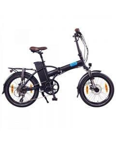 "London+  Bicicleta eléctrica Plegable, 20"""