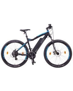 NCM Moscow Electric Mountain Bike Black 27.5