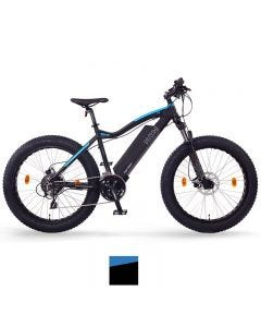 NCM Aspen Plus Fat Tire Electric Mountain Bike Black 26