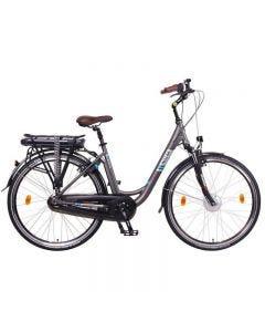"""Munich N8C 28"""" E-Bike de paseo con freno de montaña"""