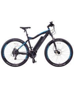 NCM Moscow Plus Electric Mountain Bike Black 27.5