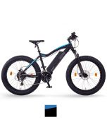 NCM Aspen Plus Fat Tire Electric Mountain Bike Black 26
